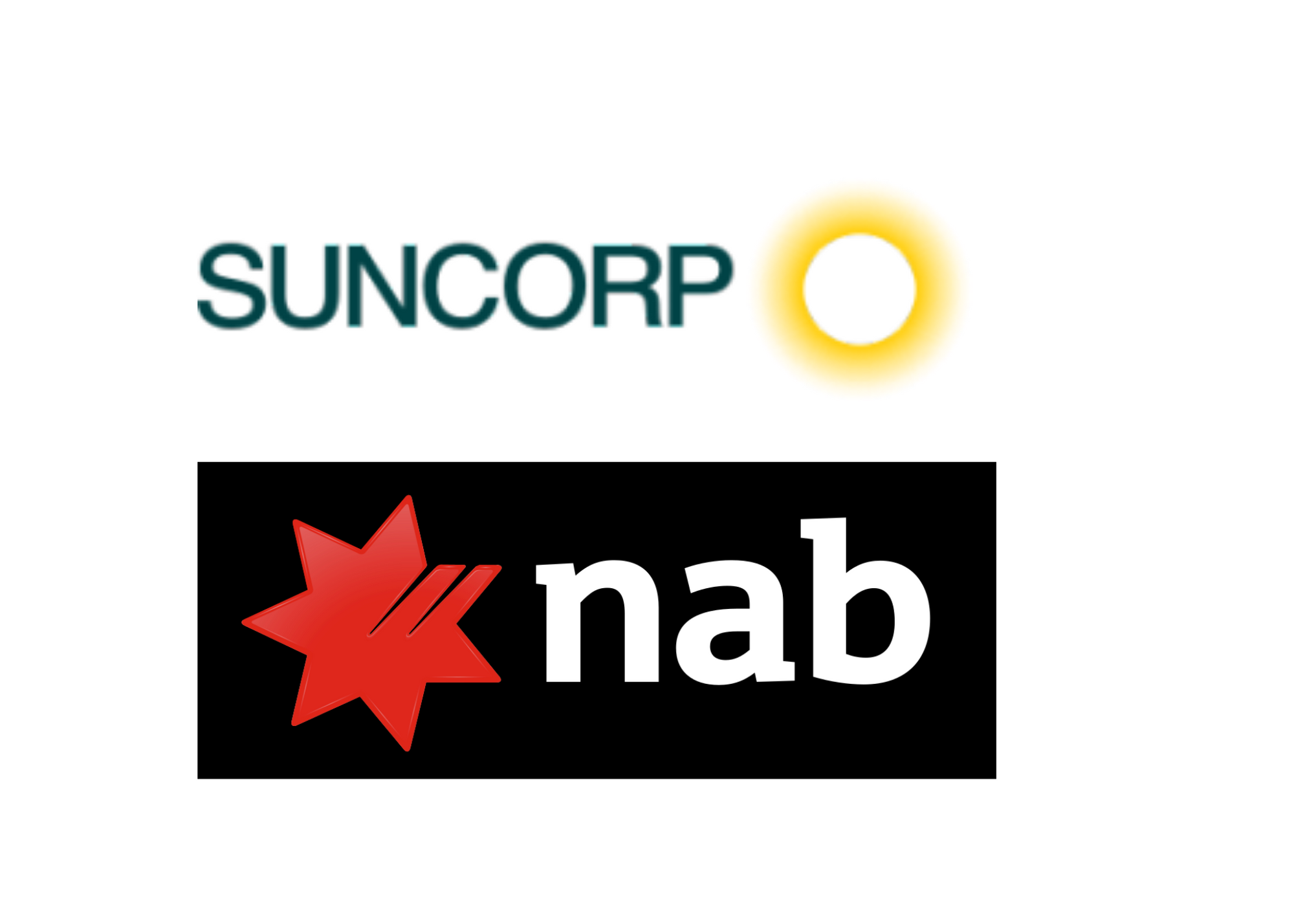 Suncorp and NAB Bank